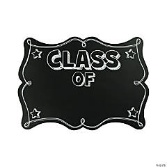 Class of Chalkboard Sign
