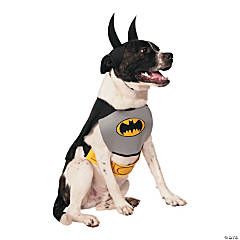 Classic Batman Dog Costume