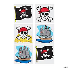 Classic Pirate Tattoos