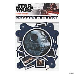 Classic Star Wars™ Birthday Banner