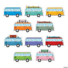 Classic Vans Bulletin Board Cutouts