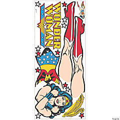 Classic Wonder Woman Peel & Stick Giant  Decals