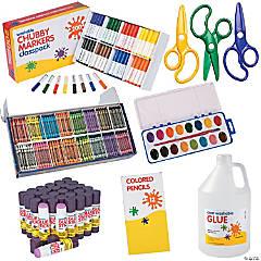 Classroom Art Supplies Kit
