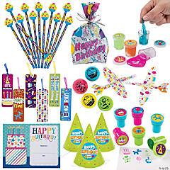 Classroom Birthday Handouts for 48