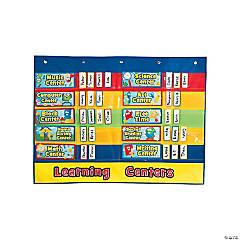 Classroom Centers Pocket Chart