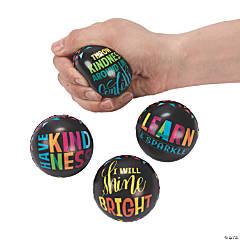 Classroom Confetti Stress Balls