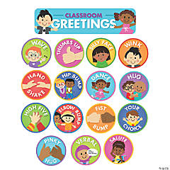 Classroom Greetings with Sign