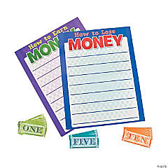 Classroom Rewards Payroll Set