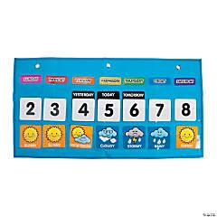 Classroom Weather Pocket Chart