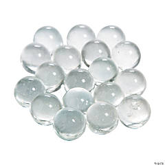 Clear Marbles