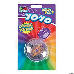 Clear Yo-Yos