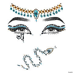 Cleopatra Jeweled Face Sticker