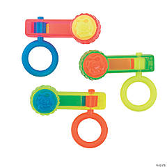 Click Clack Noisemakers with Ring