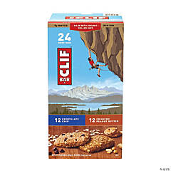 CLIF BAR Energy Bar Variety Pack, 24 Count