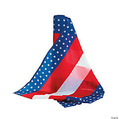 Cloth Patriotic Bunting - 20 ft.