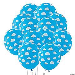 Cloud Latex Balloons