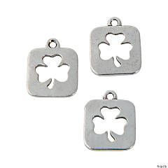 Clover Cutout Charms