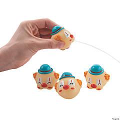 Clown Squirt Toys