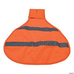 Coastal Reflective Safety Vest-Neon Orange-Small