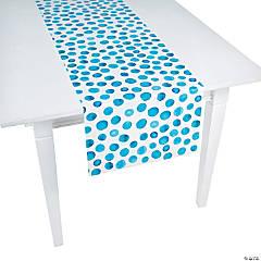Coastal Seaside Paper Table Runner