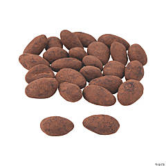 Cocoa-Dusted Almonds - 1 lb.