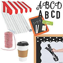Coffee House Classroom Decorating Kit