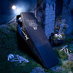 Coffin Skeleton Box