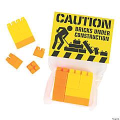 Color Brick Construction Packs