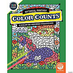 Color By Number Books Coloring Books Creative Activities Mindware