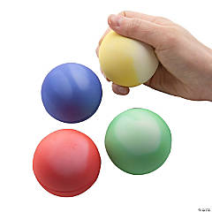 Color-Changing Stress Balls