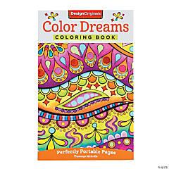 Color Dreams Coloring Book