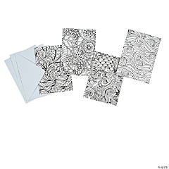 Color Me Notecards - Large