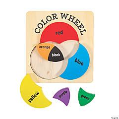 Color Wheel Puzzle