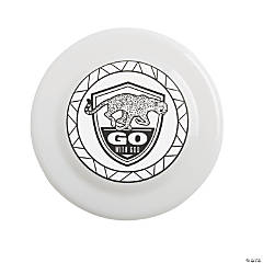 Color Your Own African Safari VBS Flying Discs