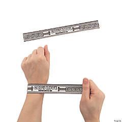 Color Your Own Athens VBS Slap Bracelets