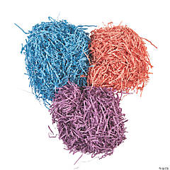 Colorful Easter Grass