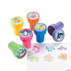 Colorful Ocean Life Stampers