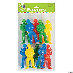 Colorful Paratrooper Toys