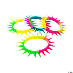 Colorful Spike Bracelets
