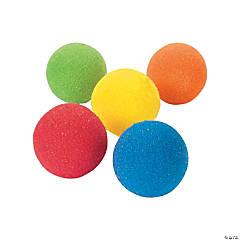 Colorful Sponge Ball Assortment