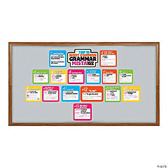 Common Grammar Mistakes Mini Bulletin Board Set