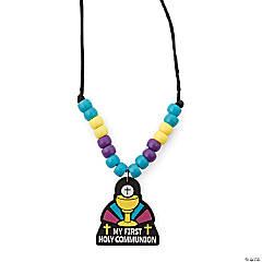 Communion Beaded Necklace Craft Kit