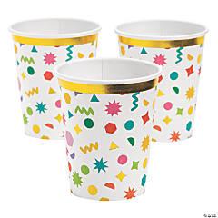 Confetti Party Paper Cups