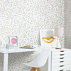 Confetti Peel & Stick Wallpaper
