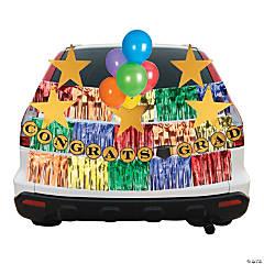 Congrats Grad Car Decorating Kit