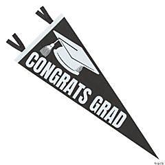Congrats Grad Pennants