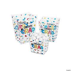 Congrats Grad Plastic Buckets