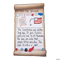 Constitution Writing Prompt Craft Kit