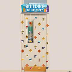 Construction VBS Door Curtain