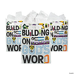 Construction VBS Goody Bags